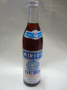 Ouzo (rot) 0,75